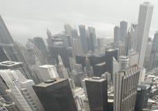 Grattacieli immagini stock