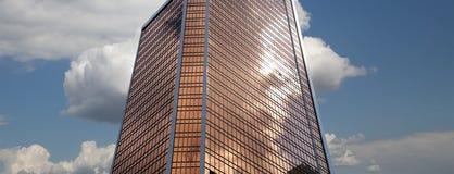 Grattacieli del centro di affari internazionale (città), Mosca, Russia Immagine Stock Libera da Diritti