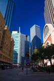 Grattacieli del centro di Dallas Fotografie Stock Libere da Diritti