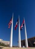 Grattacieli del centro di Dallas Immagini Stock Libere da Diritti