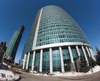 Grattacieli dell'ufficio corporativo Fotografia Stock Libera da Diritti