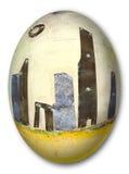 Grattacieli dell'uovo Immagine Stock Libera da Diritti