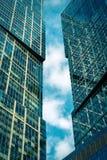 Grattacieli della Mosca-città Fotografia Stock Libera da Diritti