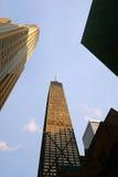 Grattacieli di Chicago, U.S.A. Immagini Stock Libere da Diritti