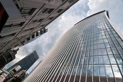 Grattacieli di Londra Fotografie Stock