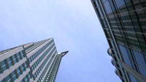 grattacieli di Montreal Fotografia Stock Libera da Diritti
