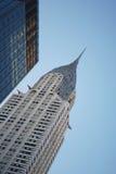 Grattacieli di New York fotografie stock