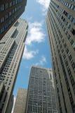Grattacieli di New York City immagini stock libere da diritti