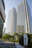 Grattacieli di Sao Paulo fotografie stock