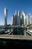 Grattacieli, edifici alti nel Dubai, UEA Immagine Stock