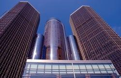 Grattacieli moderni Immagini Stock Libere da Diritti