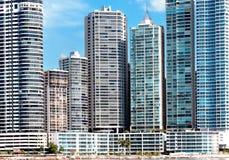 Grattacieli moderni Immagini Stock