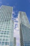 Grattacieli moderni a Astana Immagini Stock