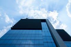 Grattacieli moderni comuni Fotografie Stock Libere da Diritti