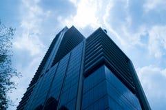 Grattacieli moderni comuni Fotografie Stock