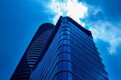 Grattacieli moderni comuni Immagine Stock Libera da Diritti