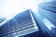 Grattacieli moderni a Schang-Hai Fotografia Stock Libera da Diritti