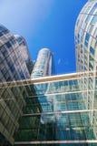 Grattacieli nella difesa della La, Parigi, Francia Fotografia Stock