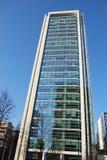 Grattacieli stupefacenti a Santiago, Cile Immagine Stock