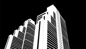 Grattacielo royalty illustrazione gratis