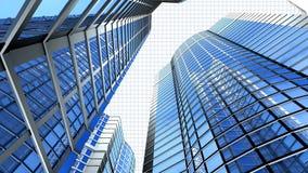 Grattacielo illustrazione vettoriale