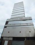 Grattacielo abbandonato calcestruzzo abbandonato Immagini Stock