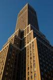 Grattacielo alla luce di sera Fotografie Stock