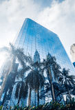 Grattacielo asiatico Fotografia Stock