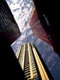 Grattacielo che buildding Fotografia Stock Libera da Diritti