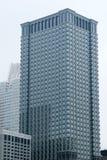 Grattacielo del Chicago - costruzione urbana immagine stock