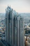 Grattacielo della torre del parco di Shinjuku a Tokyo Fotografia Stock Libera da Diritti