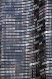 Grattacielo dettagliato Fotografia Stock
