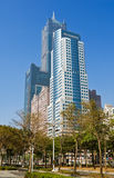 Grattacielo di affari Immagini Stock