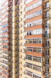 Grattacielo di appartamento Fotografie Stock