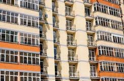 Grattacielo di appartamento Fotografia Stock