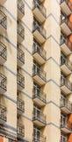 Grattacielo di appartamento Immagine Stock Libera da Diritti