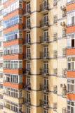 Grattacielo di appartamento Immagini Stock