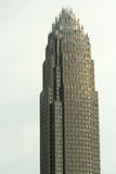Grattacielo di Charlotte fotografia stock