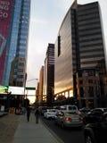 Grattacielo di Dowtown Immagine Stock Libera da Diritti