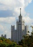 Grattacielo di Mosca Fotografia Stock Libera da Diritti