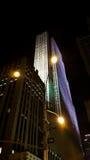 Grattacielo di New York nel Midtown Manhattan Fotografia Stock Libera da Diritti