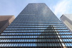 Grattacielo di Tokyo Immagini Stock