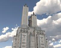 Grattacielo enorme royalty illustrazione gratis