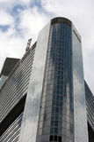 Grattacielo Francoforte Immagini Stock Libere da Diritti