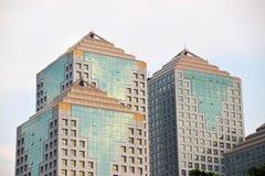 Grattacielo a guangzhou fotografia stock libera da diritti