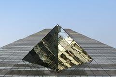 Grattacielo a Hong Kong Immagine Stock