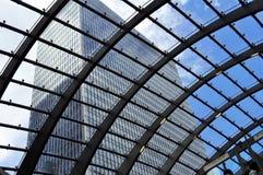 Grattacielo a Londra fotografie stock libere da diritti