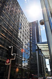 Grattacielo a Londra immagini stock