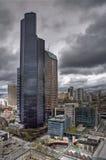 Grattacielo moderno Immagini Stock