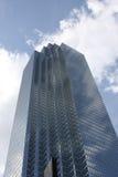 Grattacielo moderno Fotografia Stock Libera da Diritti